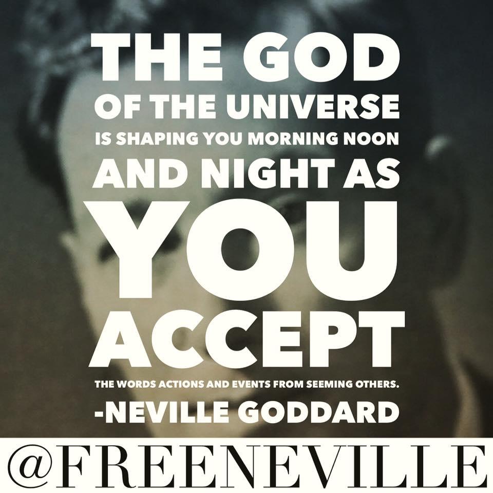 Neville Goddard - The Potter's House : Neville Goddard Quotes