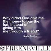 Success in Just Ten Days With Neville Goddard