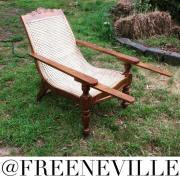 The Berbice Chair - Neville Goddard Teaches How To Feel It Real
