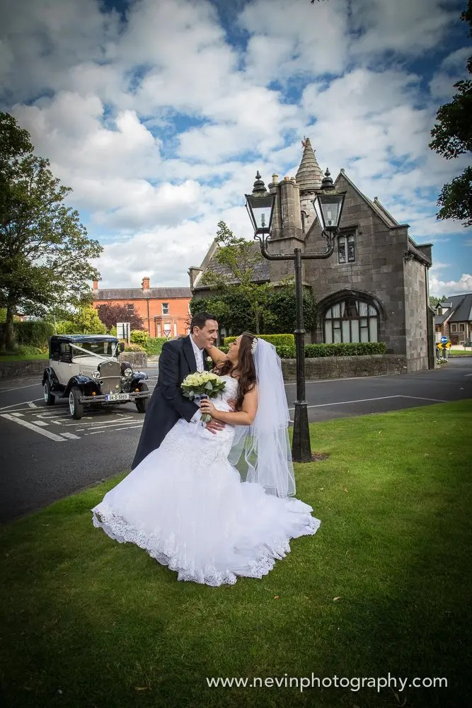 Clontarf Castle - Wedding Photographer