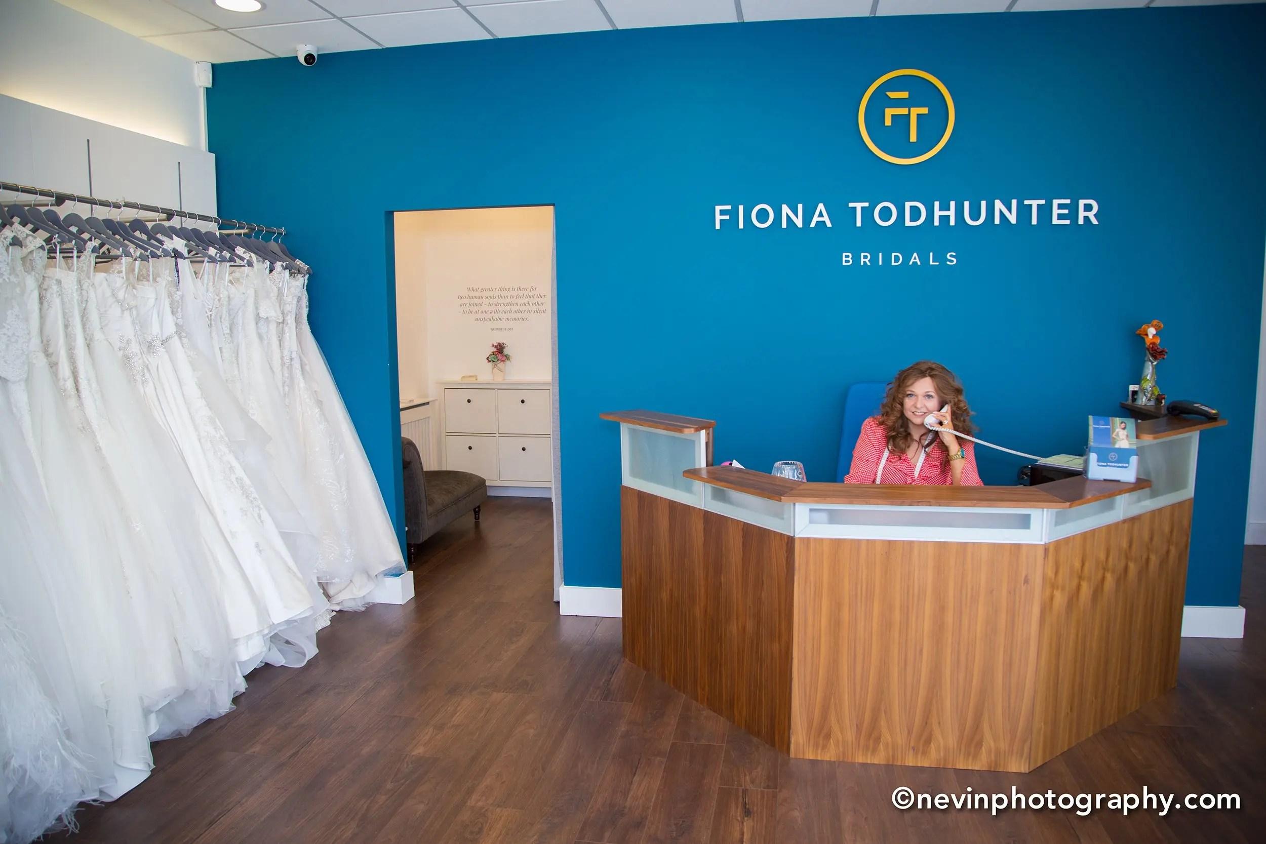 Fiona Todhunter Bridals