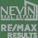 Nevin med logo