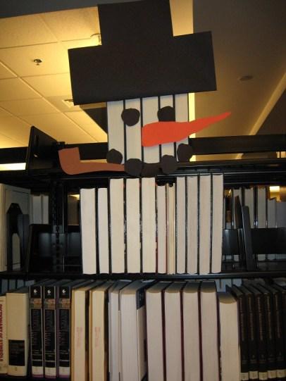 Book Snowman 2