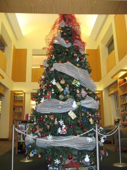 NML Christmas Tree 2015