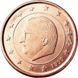 """Монета """"Бельгия - 5 евроцентов (1999-2007)"""""""