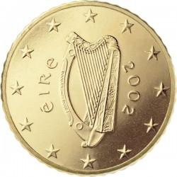 "Монета ""Ирландия - 10 евроцентов"""