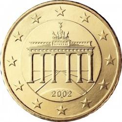 """Монета """"Германия - 10 евроцентов"""""""