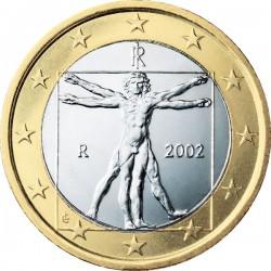 """Монета """"Италия - 1 евро"""""""