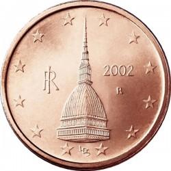 """Монета """"Италия - 1 евроцент"""""""