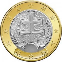 Словакия - 1 евро
