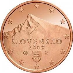 Словакия - 1 евроцент