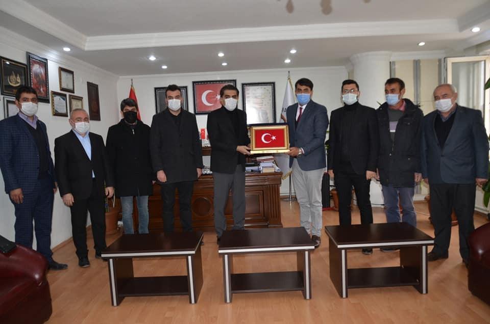 Gülşehir Belediyesi'nden işçilere yüzde 16 zam