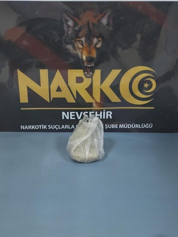 Nevşehir'de uyuşturucu ile mücadele aralıksız devam ediyor