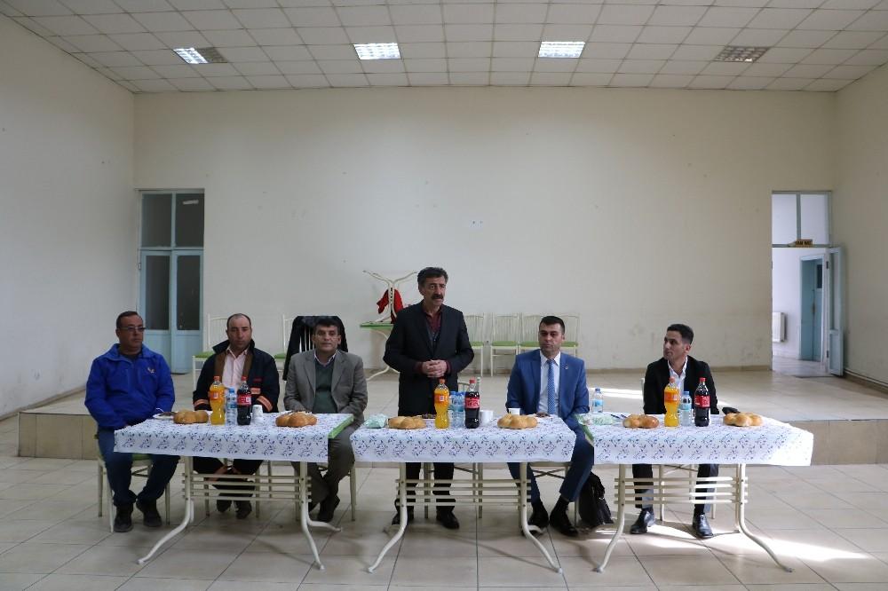 Uçhisar Belediyesinde toplu iş sözleşmesi imzalandı