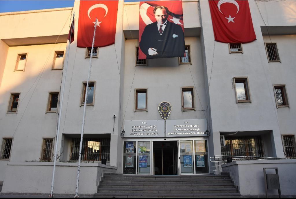 Nevşehir'de aranan 3 şahıs tutuklandı