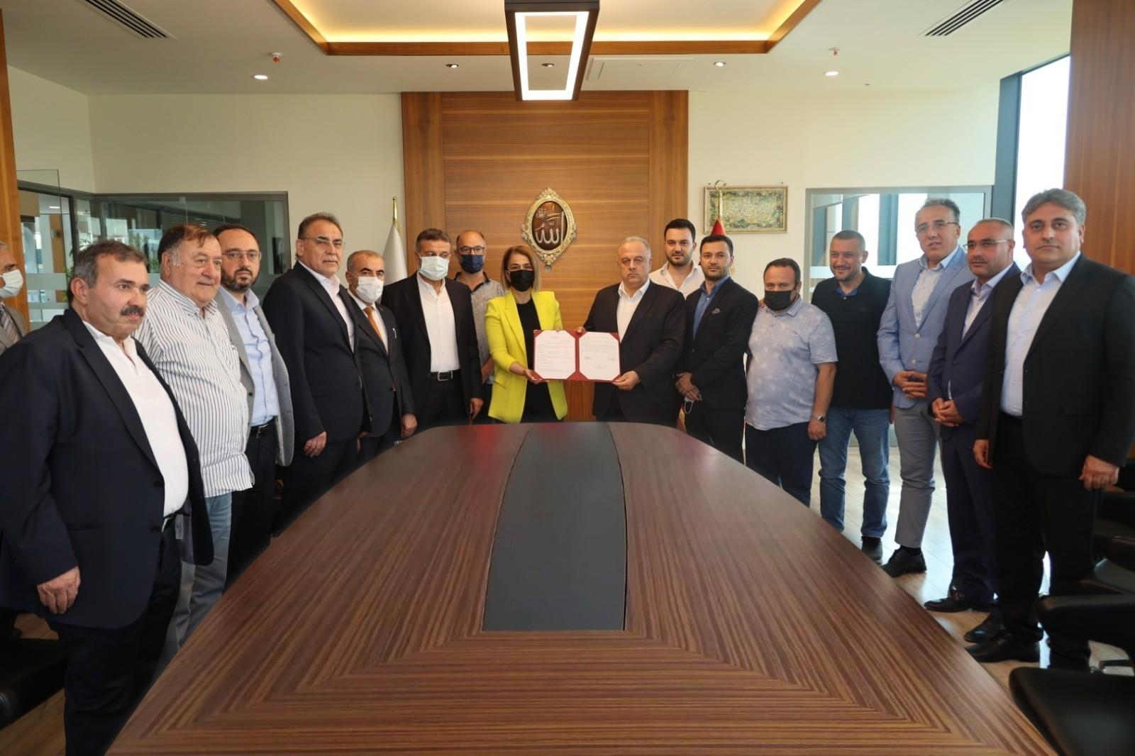 Nevşehir'de 24 derslikli okul yapım protokolü imzalandı