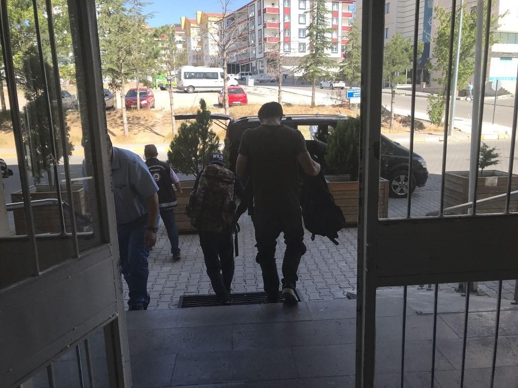 Kaçak yollarla Nevşehir'e gelen 2 Afgan sınırdışı edildi