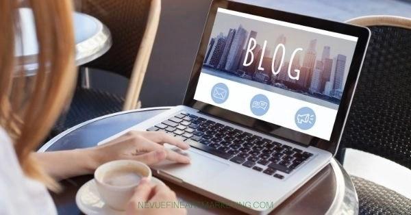 artist blogging