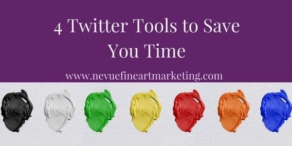 twitter marketing - Nevue Fine Art Marketing
