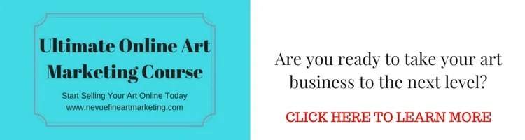 ultimate online art marketing course - Nevue Fine Art Marketing