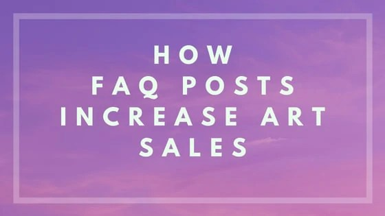 Increase art sale - Nevue Fine Art Marketing