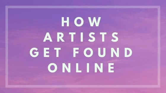 art branding - Nevue Fine Art Marketing