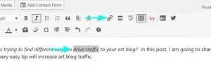 art blog tips - Nevue Fine Art Marketing