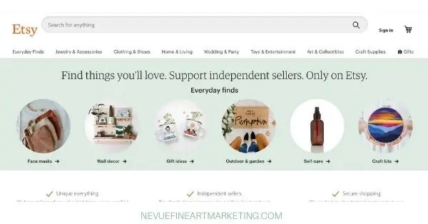 How To Setup Etsy Store