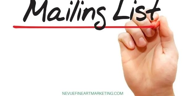 Email List Building Basics
