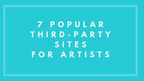Sell Art Online Free – 7 Popular Third-Party Sites for Artists