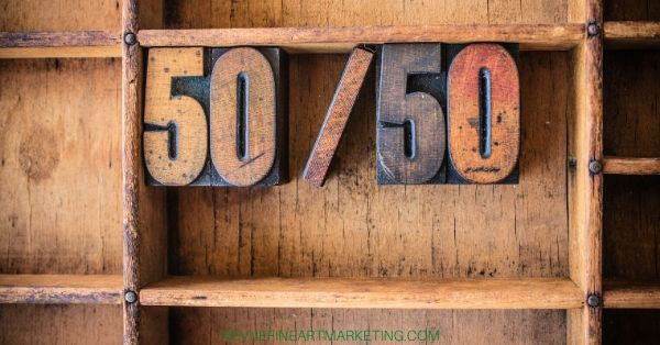 50/50 rule