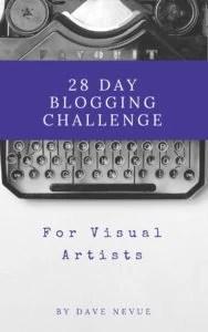 28 Day Blogging Chellenge