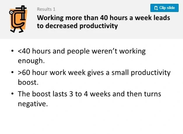 7 Tips to be More Productive Blogging