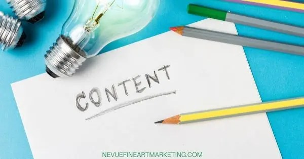 Best Content Marketing For Artists Strategy