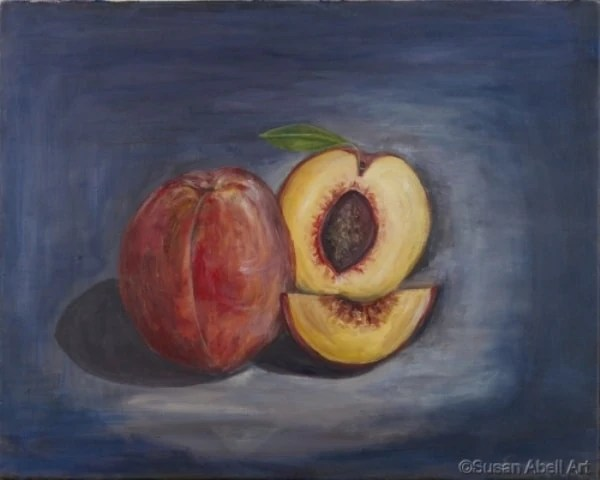 Featured Artist of The Month Susan Abell