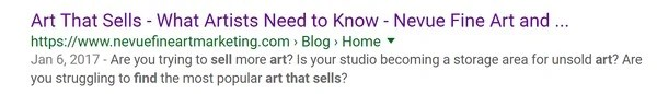 How to Optimise Your Art Blog Posts with LSI Keywords