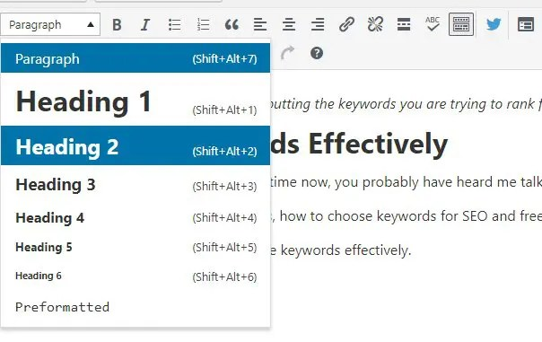 How to Optimize Your Headings for SEO