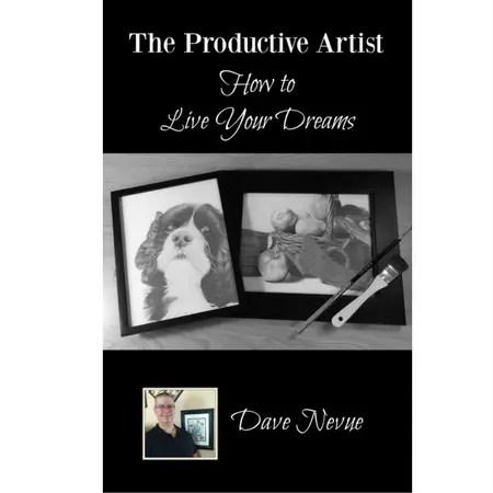 The Productive Artist - How to Live Your Dreams