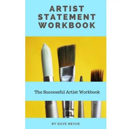 artist statement workbook