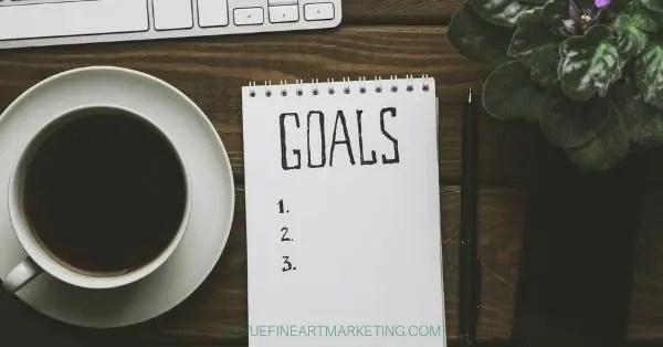 last years goals