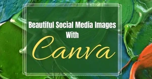social media images canva