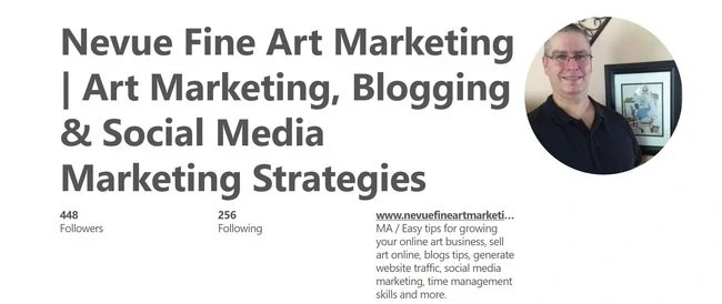 nevue fine art marketing