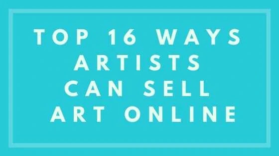 Websites To Sell Art Online