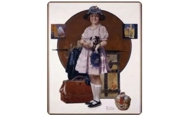 norman rockwell - Nevue Fine Art Marketing