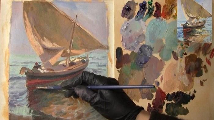 how to paint - Nevue Fine Art Marketing