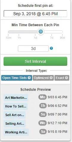 Pinterest Pins - Nevue Fine Art Marketing