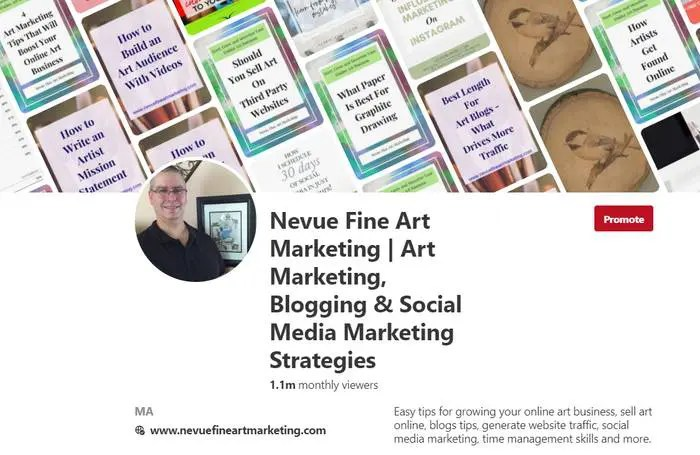tailwind tribes - Nevue Fine Art Marketing
