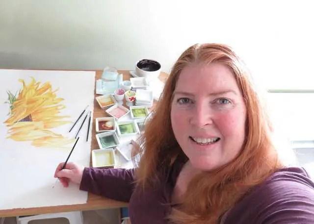 Featured Artist Helen Parry