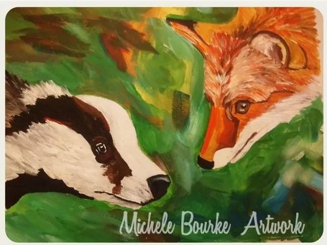Featured Artist Michele Bourke