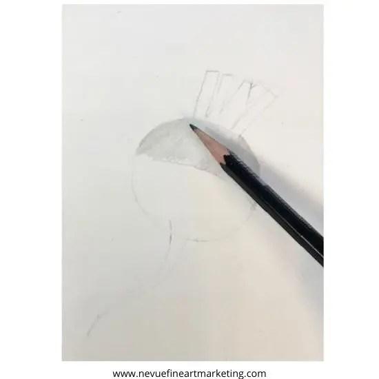 draw from dark to light